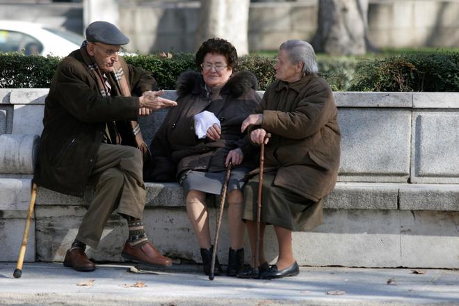 Le condizioni di vita dei pensionati