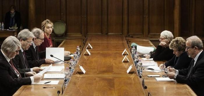 Il tavolo tra governo e sindacati aggiornato a martedì 21