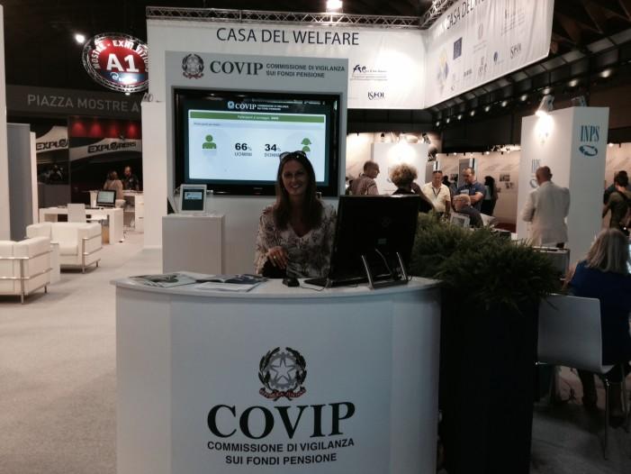 Rapporto Covip sulla previdenza complementare ancora rendimenti positivi