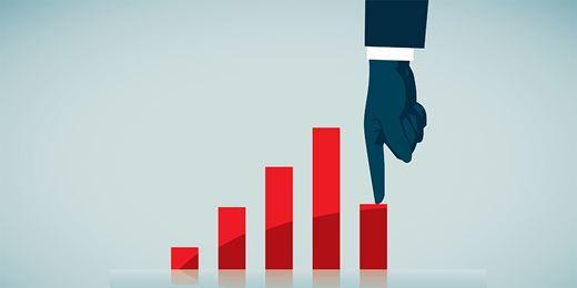 Gli investitori istituzionali investiranno meno in azioni quest'anno