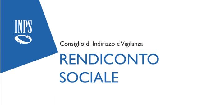 Civ Inps:  approvate le linee di indirizzo per il Rendiconto sociale 2018