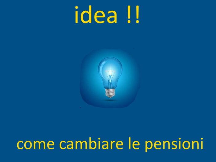 Pensioni e assistenza, 5 idee per il governo Draghi